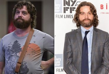 Zach Galfinakis Celebrity Weight Loss